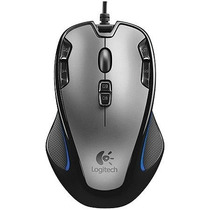 Mouse Gaming Logitech Optico G300 Usb 910-002358
