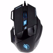 Mouse Gamer Usb 2400 Dpi Não Razer/macro Pc 7 Botões #ulo5