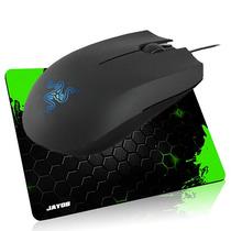Mouse Razer Abyssus 1800dpi Oem + Mousepad Jayob Grátis