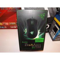 Mouse Gamer Razer Deathadder 2013 Usb Sensor 4g 6400 Dpi