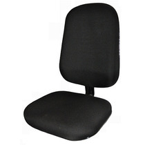 Conjunto Assento / Encosto Para Cadeira Presidente