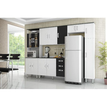 Marabraz armario de cozinha completo