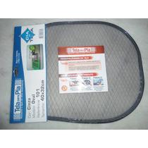 Tela De Proteção Contra Residuos Em P/ De Inox Frete Gratis