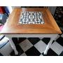 Mesa Para Cocinha Jardim Churrasqueira Boa Oportunidade