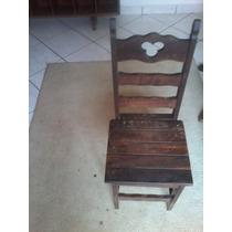 Cadeira Madeira Lei