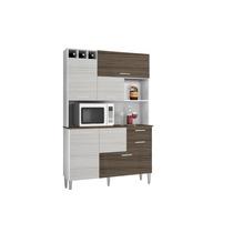 Cozinha Compacta Reflecta Kit`s Paraná Paneleiro Armário