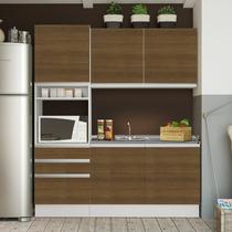 Cozinha Compacta Glamy Madesa (não Acompanha Tampo De Pia)