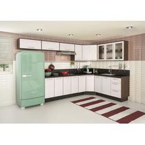 Cozinha Modulada 100% Mdf - Kali Nicioli