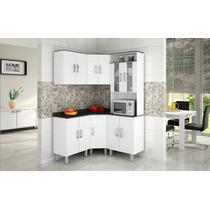 Cozinha Compacta Modulada 5 Peças Poliman