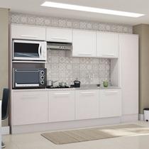 Cozinha Completa Unique Branco - Kappesberg