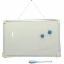 Quadro Branco Magnético Lousa Recado 35x50cm Winpaper Wp7501