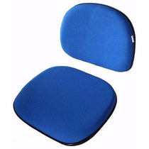 Conjunto Assento E Encosto Para Cadeira Secretária Anatômico