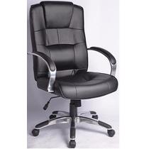 Cadeira Executiva Presidente Em Aluminio Seatwell Queima!