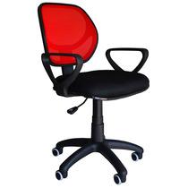 Cadeira Secretária Executiva Tela Mesh Anatômica E C/ Braços
