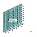 Prateleira Perfumaria Farmácia 2.4m - P132 (conectivos Croma