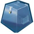 Urna Display Ps Cristal (20 X 20 X 15cm) Similar Acrilico