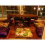 Estrado Deck Madeira (mad. Lei Reciclada) 30 X 30 Vernizado