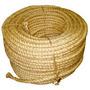 Corda Sisal Para Decoração Deck Jardins 20m 32 Mm