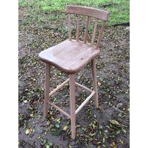 Cadeira Madeirada De Alta Qualidade Angelim Pedra