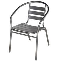 Cadeira Poltrona Mor 100% Aluminio - Pronta Entrega - Mor
