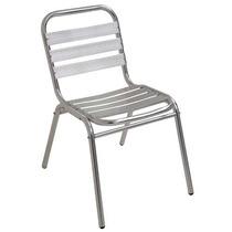 Cadeira Aluminio Sem Braco - Mor