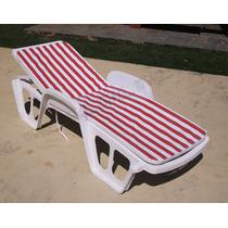 Almofada Para Cadeira De Espreguiçadeira - 1,81 X 57 X 3cm