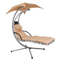Espreguiçadeira Cadeira Balance Suspensa Almofadada (8840)