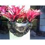 Vaso Fibra De Coco Pendurar (jardim,paisagismo)pequeno