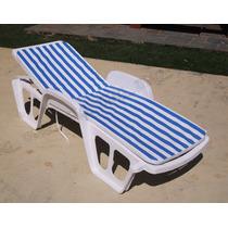 Almofada Para Cadeira Espreguiçadeira - 1,81 X 57 X 4 Cm