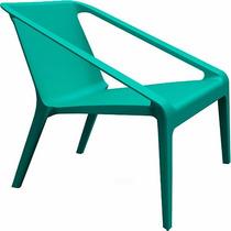 Cadeira Poltrona Ibiza Jardim Em Polipropileno