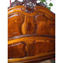 Antiga Cama De Casal Luiz Xv Completa Chipandele.
