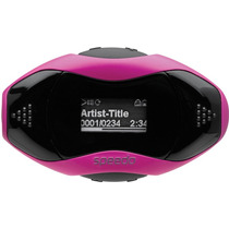 Mp3 Natação Aquabeat Speedo 2.0 Digital Fm Cor De Rosa