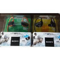 Sony Nwz W273 S Walkman Sporting Mp3 Player A Prova De Água