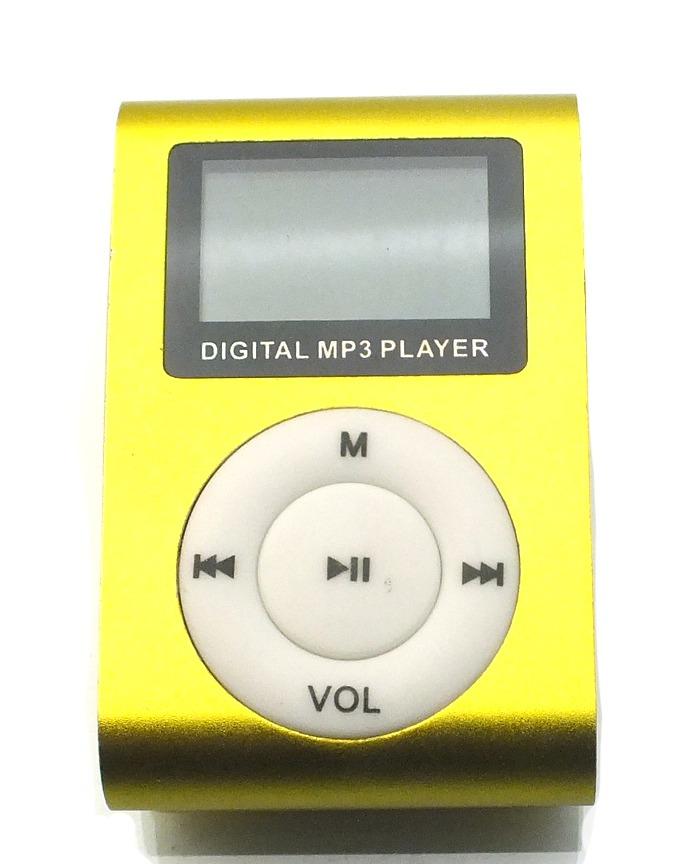 digital mp3 player 2gb:
