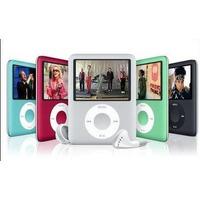 Mp4 Player Nano 8gb Fm - Mp3 - Video
