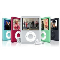 Mp4 Player Nano 8gb Fm - Mp3 - Video