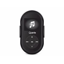 Mp4 Player Quanta 4gb Com Gravador De Voz Varias Cores.