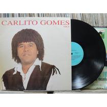 Carlito Gomes Vol.8 Beijo Na Boca Lp Discos De Ouro 1995