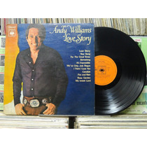 Andy Williams Love Story Think I Love You - Lp Cbs Estéreo