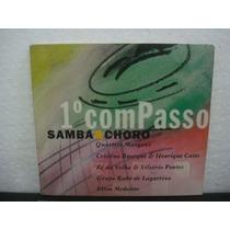 1° Compasso - Samba & Choro - Cd Digipack Nacional