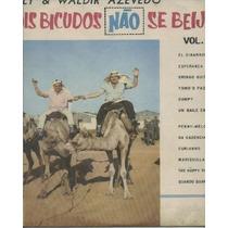 Poly & Waldir Azevedo Dois Bicudos Não Se Beijam Vol. 2 Lp