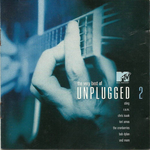 Unplugged Mtv Best Mtv The Very Best of Unplugged