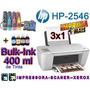 Multifuncional Hp3516 Wi-fi + Bulk Ink + 400ml Tinta!!!