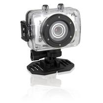 Câmera De Ação Hd Bob Burnquist 14 Mp Com 4x Zoom Digital E