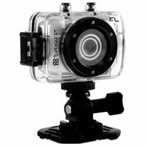 Câmera Filmadora P Movimento Sportcam Hd Burnquist + Frete!