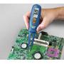 Multimetro Testador De Componentes Smd Tipo Pinça Lcd Hikari