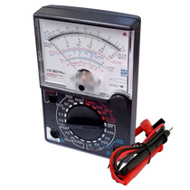 Multímetro Analógico Profissional Yx-360tr