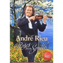 André Rieu Roses From The South Dvd Original Novo Lacrado Ra