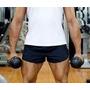 Halter Para Musculação - Peso De Ferro - 6 Kilos !!!