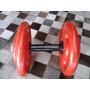 Kit 20 Dumbell`s Emborrachados Musculação - Frete Grátis